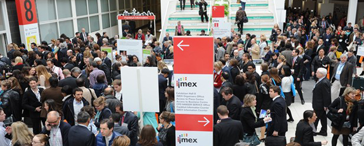 Meet the team of DECC at IMEX Frankfurt 2016