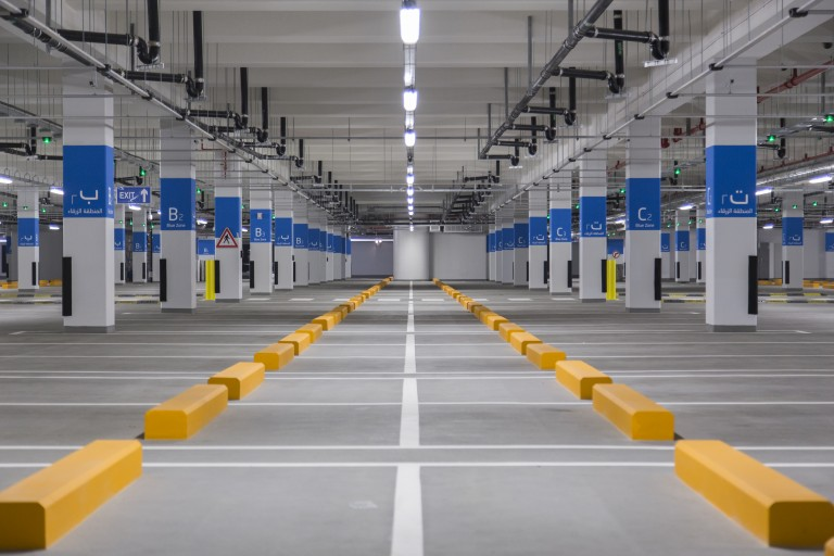 DECC launch the secured paid parking