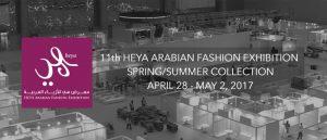 Heya Arabian Fashion Exhibition 2017