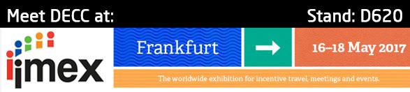 DECC to participate in IMEX Frankfurt 2017