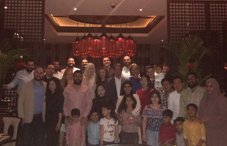 DECC Hosts Annual Staff Iftar