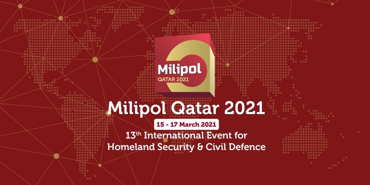 Milipol Qatar DECC