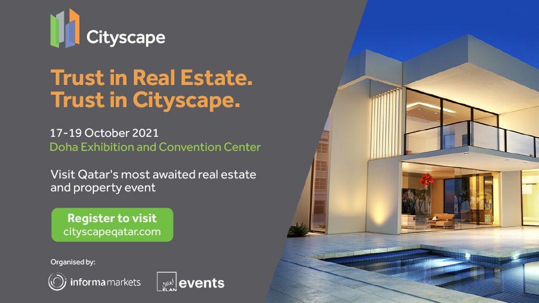 Cityscape decc qatar