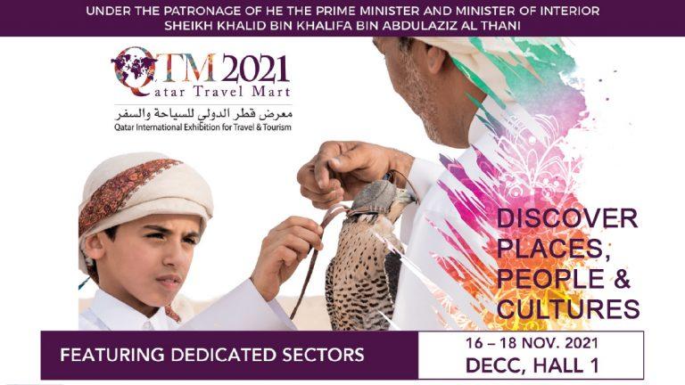 Qatar Travel Mart – QTM2021